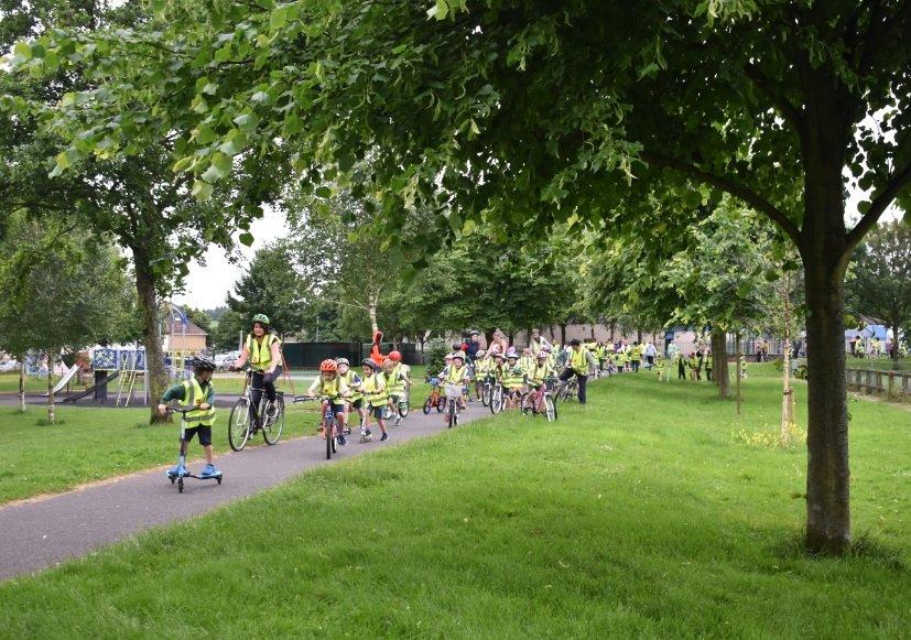 Bike Week School Events