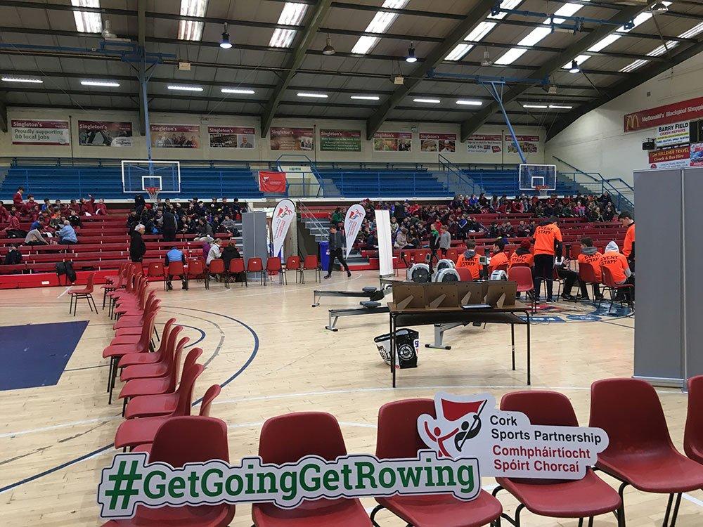 Get Going Get Rowing