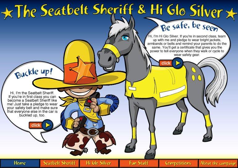 Seatbelt Sheriff