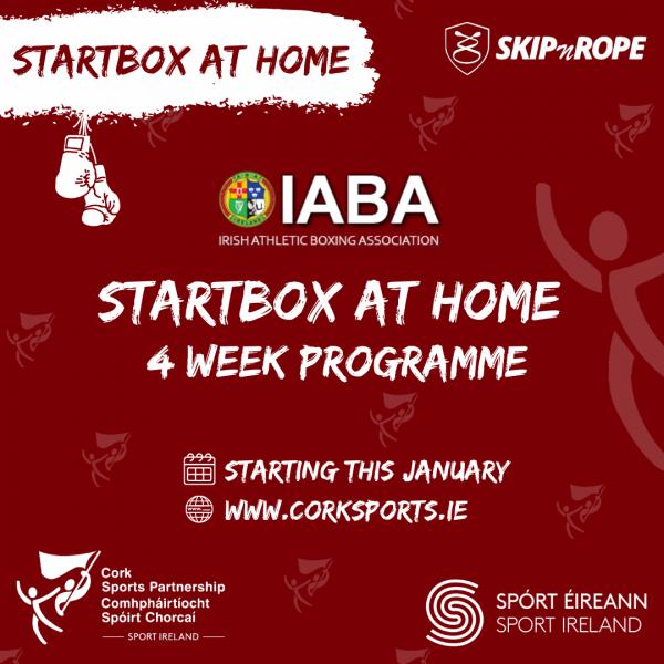 Startbox @ Home - 4 week programme