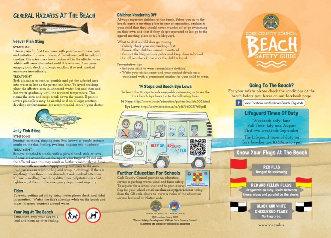 Beach Safety Guide - Cork County Council