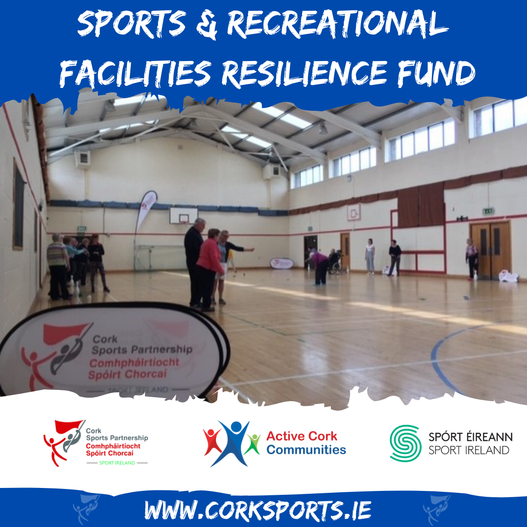 Sports and Recreational Facilities Resilience Fund