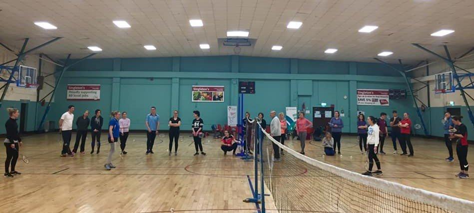 2019 Cork Badminton Teacher Training Day
