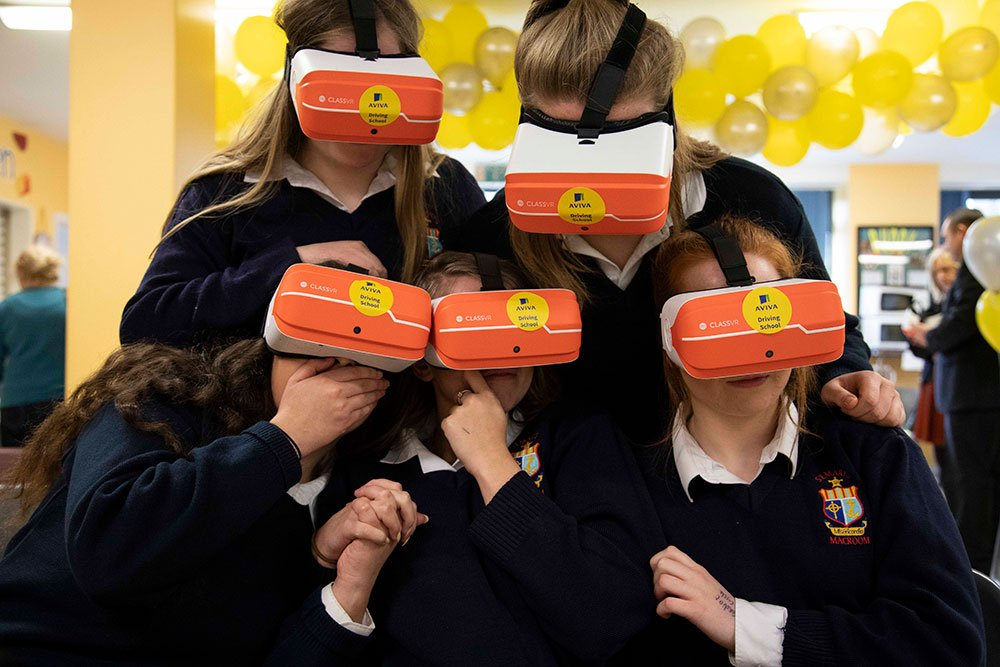 Virtual Reality Road Safety Programme