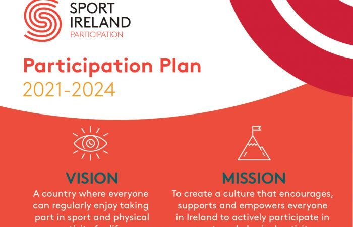 Sport Ireland launch Participation Plan