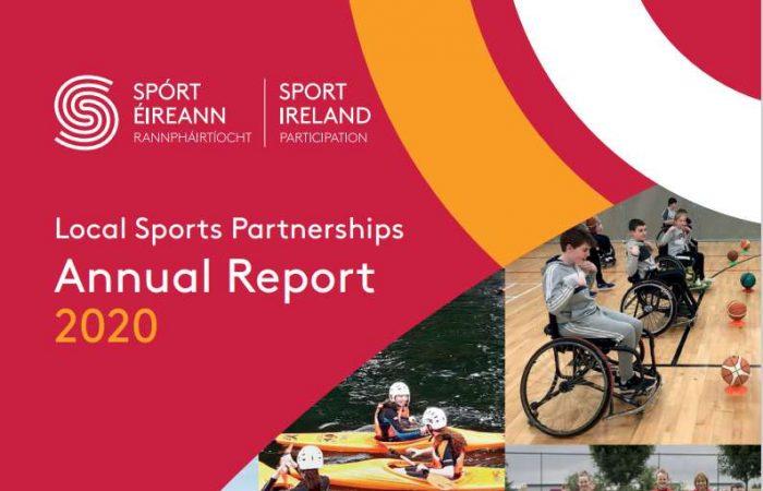Sport Ireland Annual LSP Report 2020