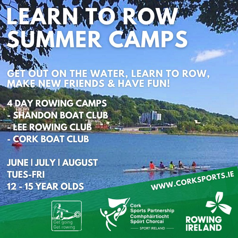 Learn To Row Camps
