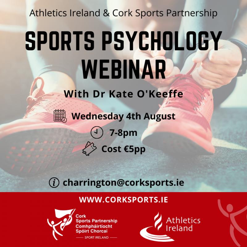 Sports Psychology Webinar
