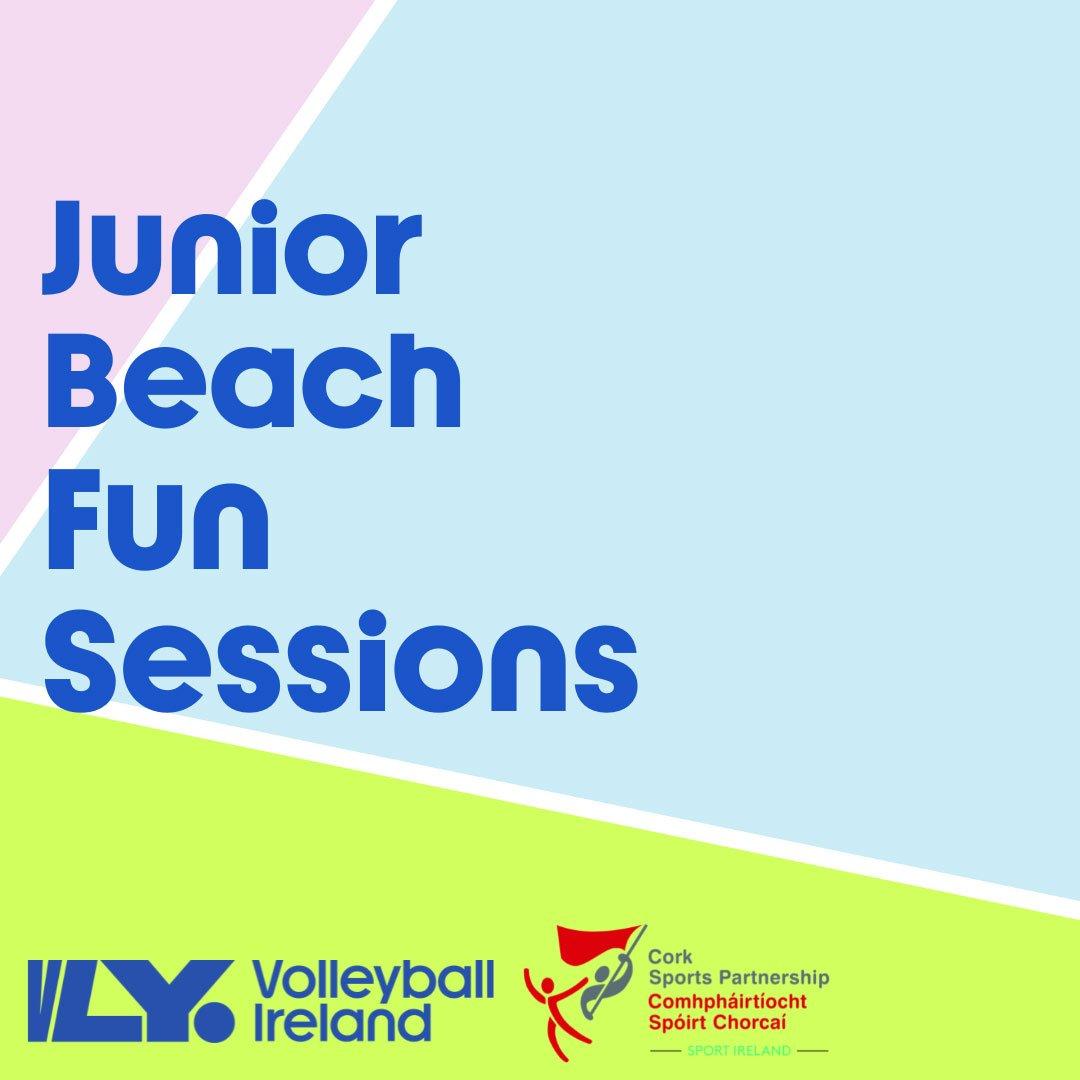 Junior Beach Volleyball Camp